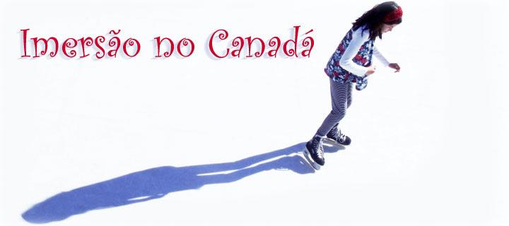 Imersão no Canadá