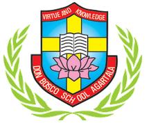 Don Bosco School Nandan Nagar Logo