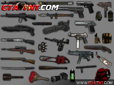 GTA SA - Novo Pack de Armas Novo+pack+de+armas