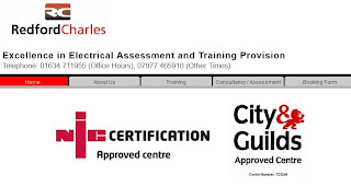 Redford Charles - Electrical Training