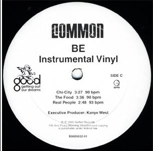 Common – Be (Instrumentals) (2005) (192 kbps)