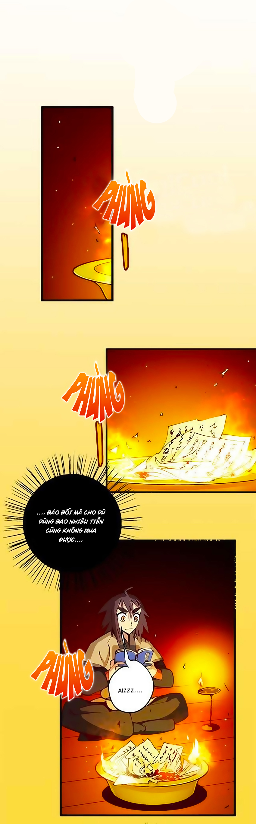 Phong Quỷ Truyền Thuyết - Chap 13