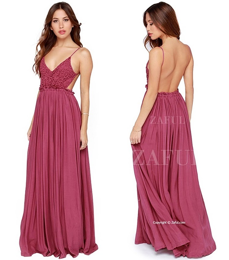 Affordable and Trendy Spring Season Maxi Dresses