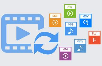 Formatos de vídeo para converter