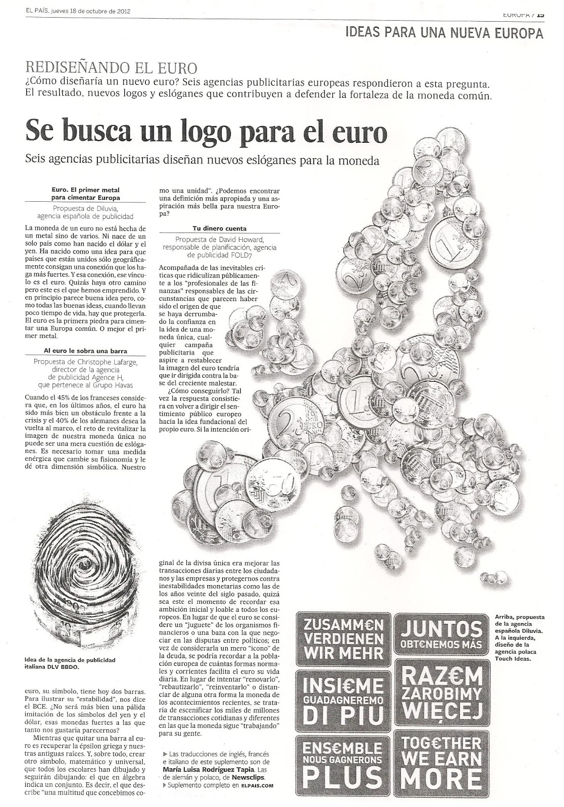 agencia euro pequeña