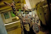 Frankenstein's Army saw monster