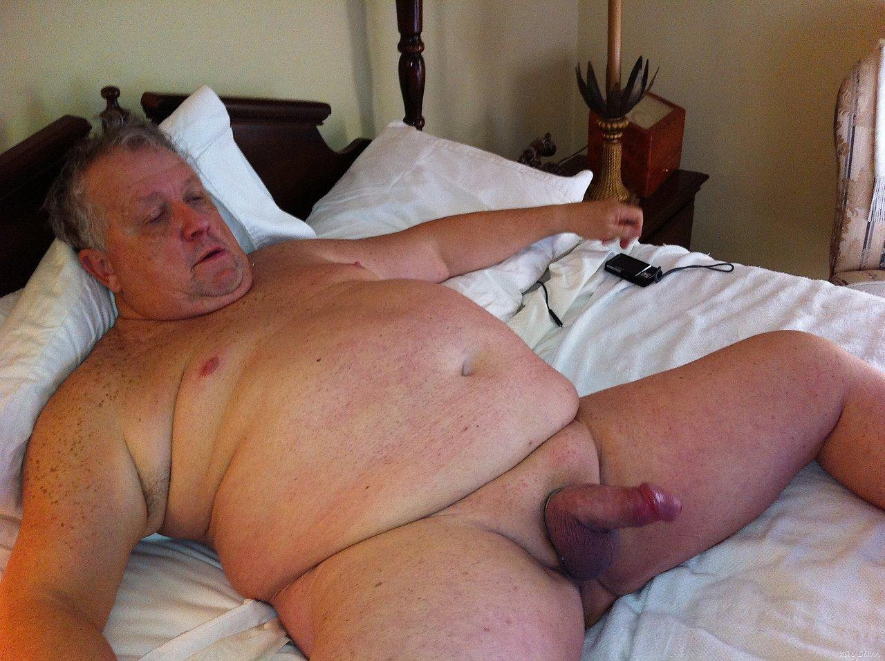 Mature Bears Suck Cock And Toy Ass