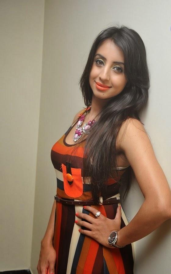 Sanjjanaa Model Actress Latest Stills