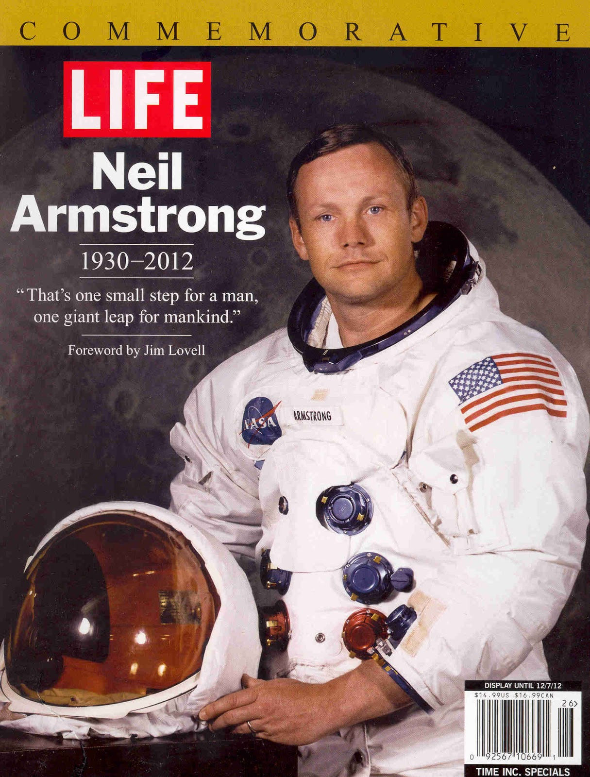 life of neil armstrong Find great deals on ebay for neil armstrong life magazine shop with confidence.