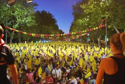 Record Guinness 2011 Ferias y Fiestas Valladolid iMago iMagen