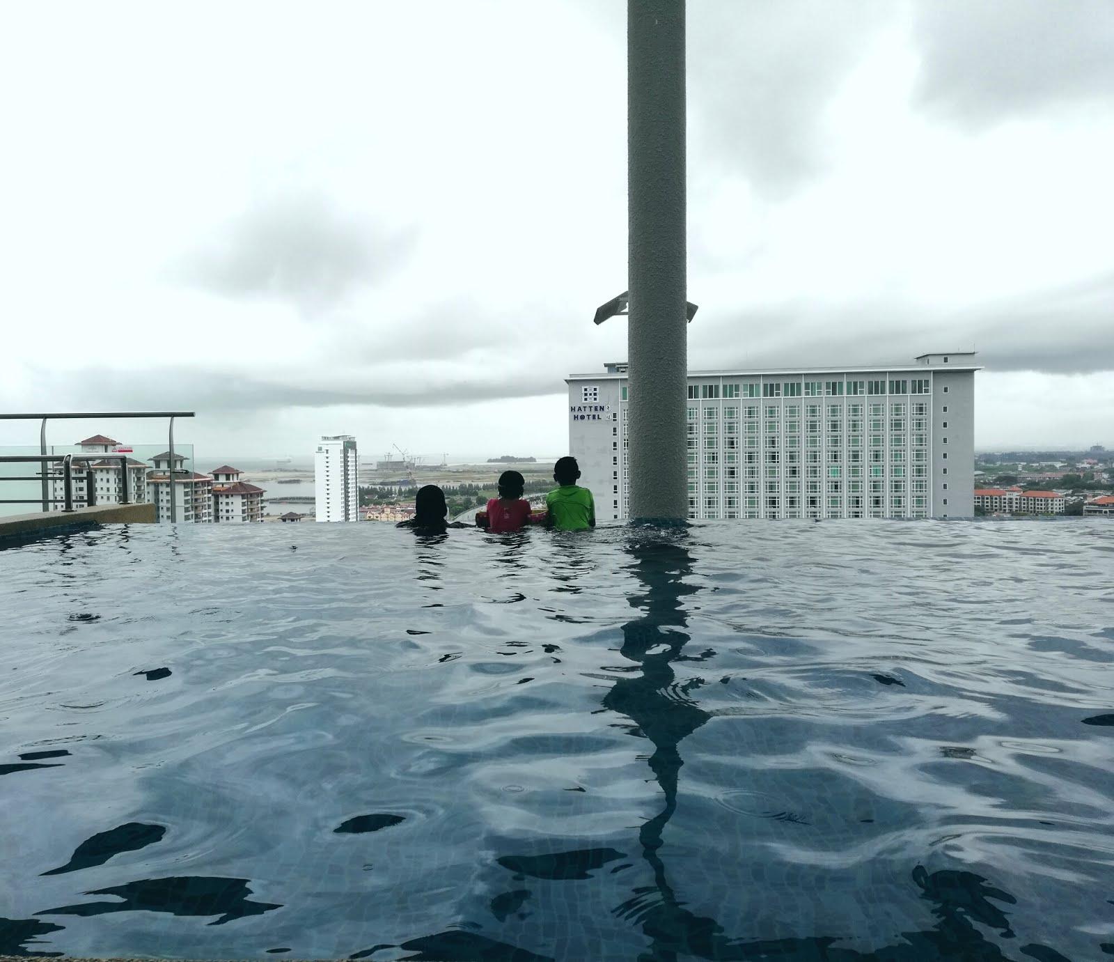 The Straits Hotel & Suites, Melaka