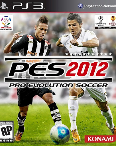 PES 2012 American Cover Revealed