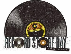 Record Store Day is April 19th!!!