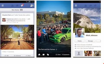 facebook must have android app