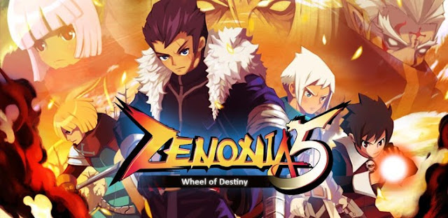 ZENONIA&#174; 5 [MOD/Offline] APK