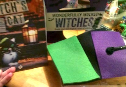 Wonderfully Wicked Witches inclusions