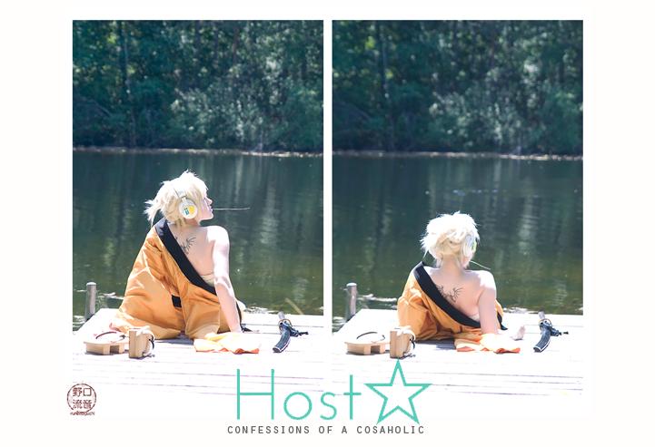 Host☆