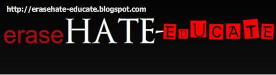 ERASE HATE EDUCATE