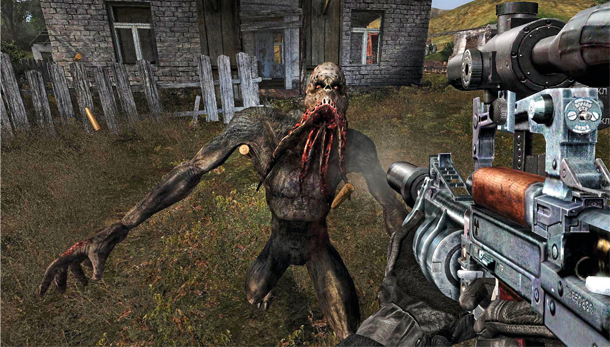 S.T.A.L.K.E.R.: Shadow of Chernobyl PC Setup Download