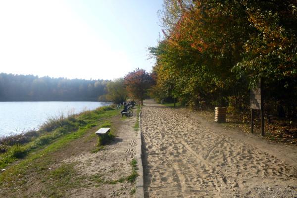 Jesienny spacer po Stargańcu