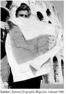 Pembacaan Informasi Peta