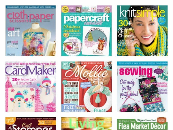 15 Craft Magazines You Should Read