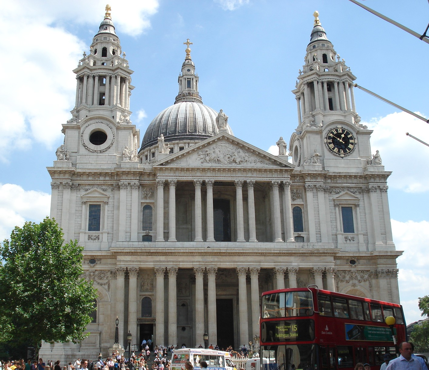 St Paul's Cathedral | London Travel Guide & Information ...