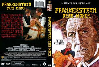 Frankenstein debe morir (1969 - Frankenstein must be destroyed) - El cerebro de Frankenstein