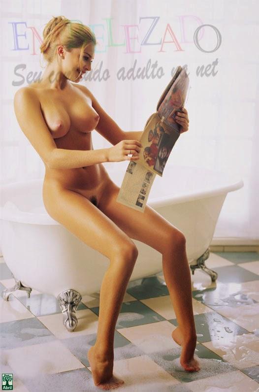Na Playboy Veja Abaio Todas As Fotos Da Gostosa E Bbb Graziele