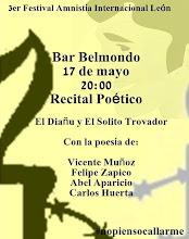 RECITAL POÉTICO BELMONDO BAR