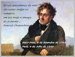 Francois Chateaubriand-Mensagens e Frases