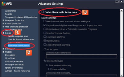 AVG Anti-Virus 8