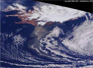 fotos superinteressante volcão islandia
