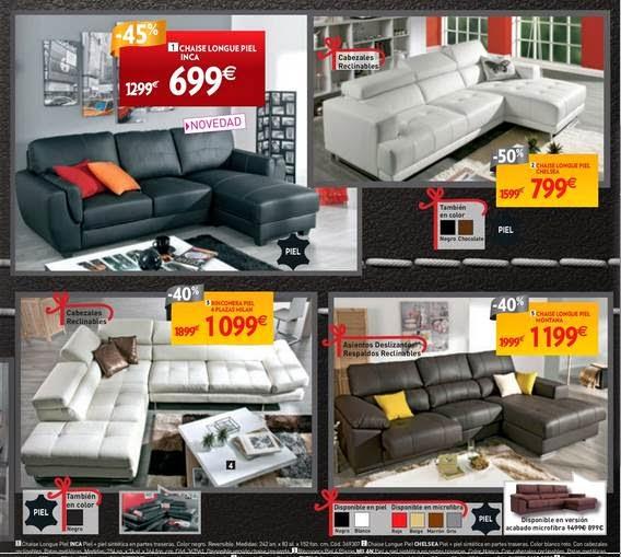 muebles de Conforama Navidad 2014