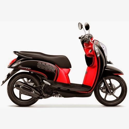 Sewa Motor Honda di Jogja
