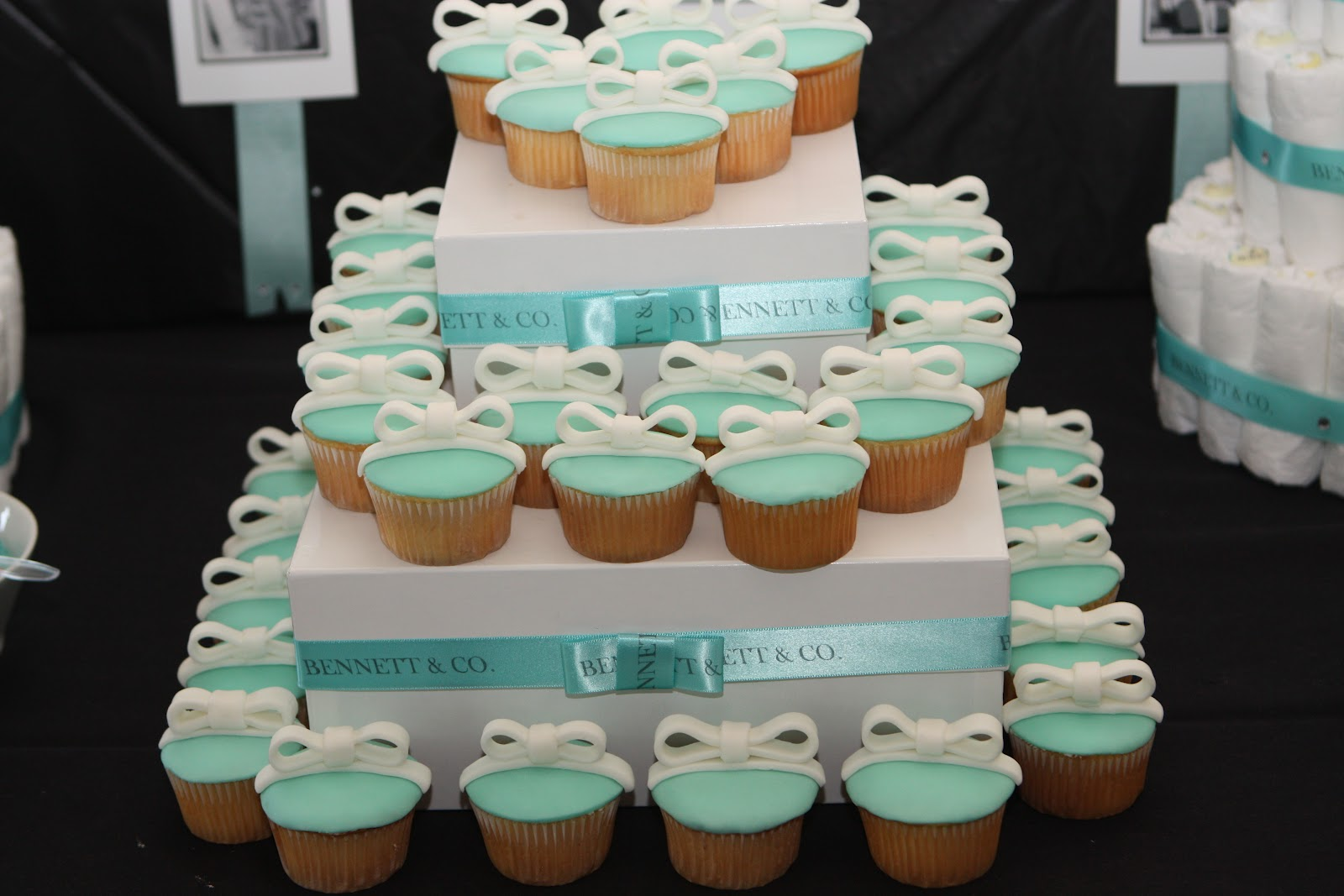 little big company the blog a tiffany inspired baby shower by fresh