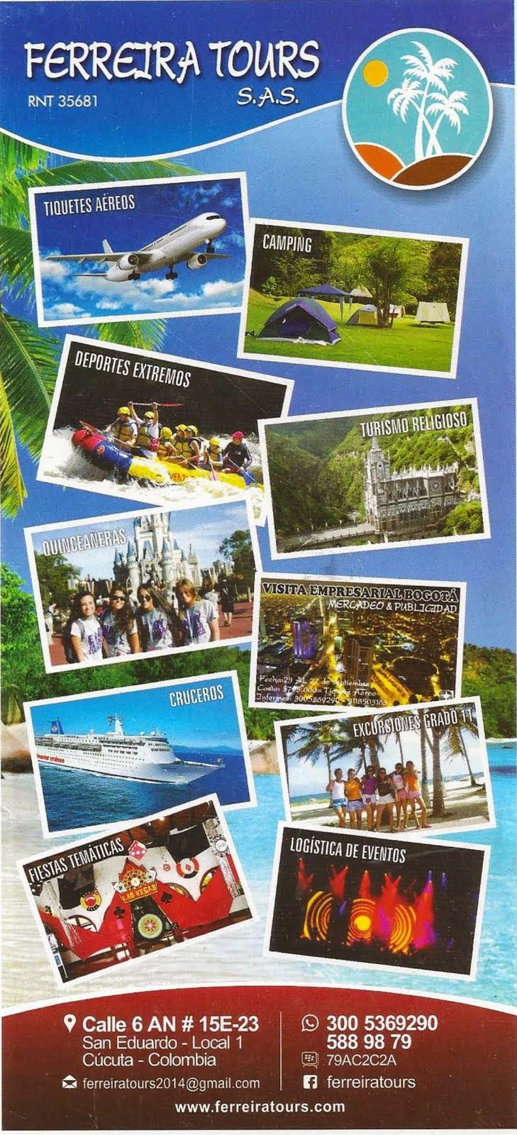 FERREIRA TOURS S.A.S.