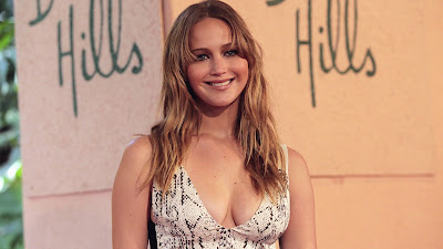Jennifer Lawrence Hot Girl HD Wallpaper