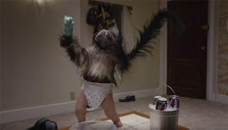 Mtn Dew Kickstart Super Bowl 50 Ad Puppymonkeybaby Is Super Weird