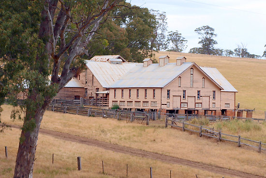 Australian Shed Vs American Barn
