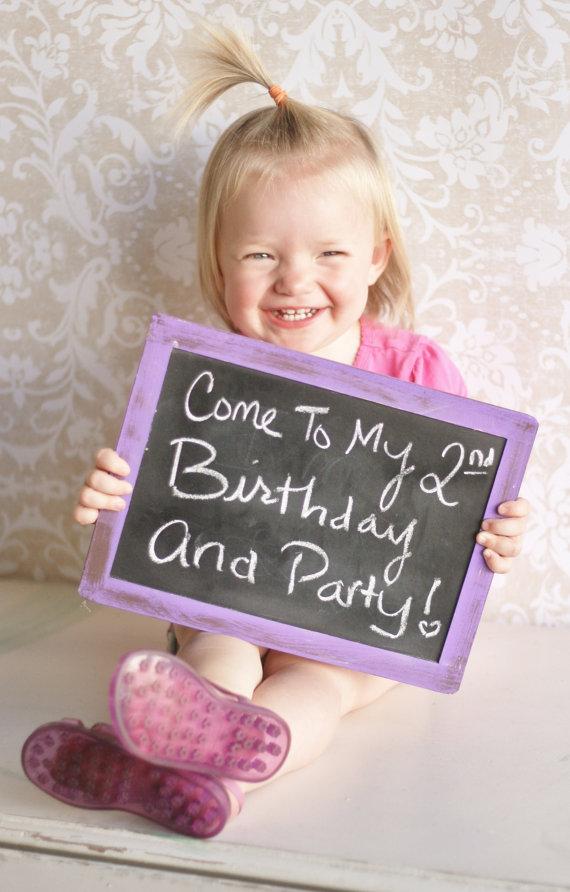 Pin Up Girlz: 1st Birthday Invitations