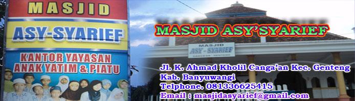 Masjid Asy'syarief