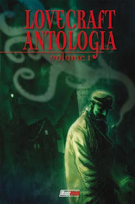 Lovecraft Antologia. Voume I, 2013, copertina