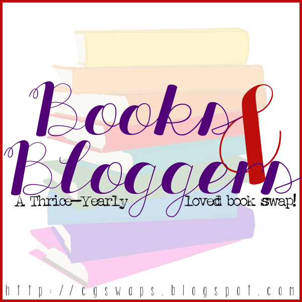 Books 'n' Bloggers Swap Announcement & Giveaway