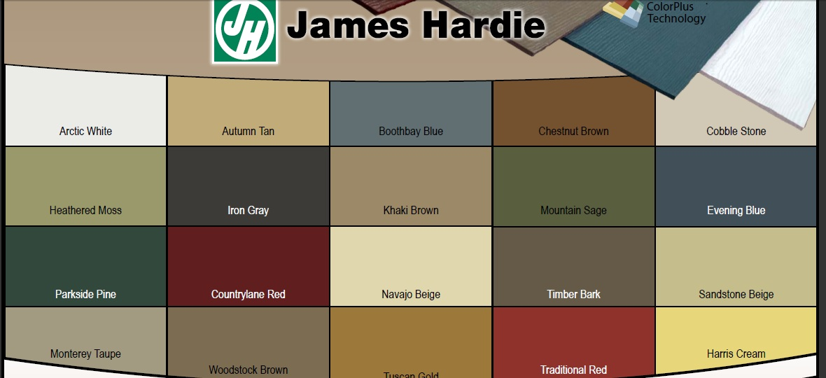 ColorScapes Painting Services: Hardie Plank and T-111 ...