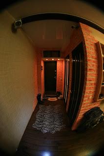 отремонтированная квартира-студия