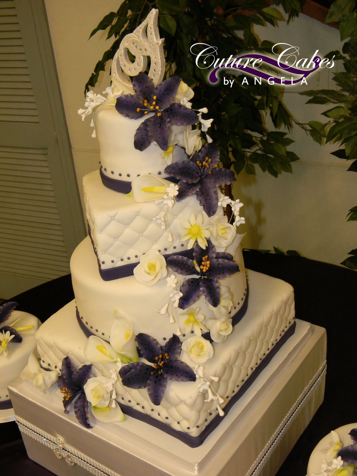 Couture Cakes by Angela: Elegant/Wedding Cake Gallery