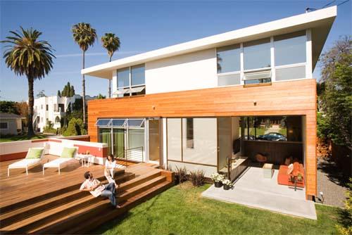 House of herbastyle ridgewood residence minimalist house for Minimalist house los angeles