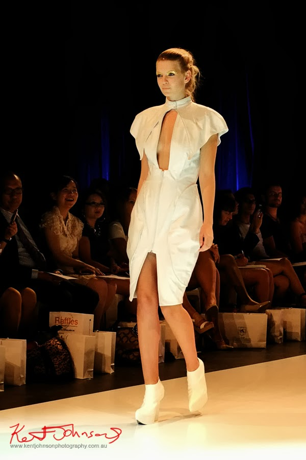 Jovian Ng; New Byzantium : Raffles Graduate Fashion Parade 2013 - Photography by Kent Johnson.