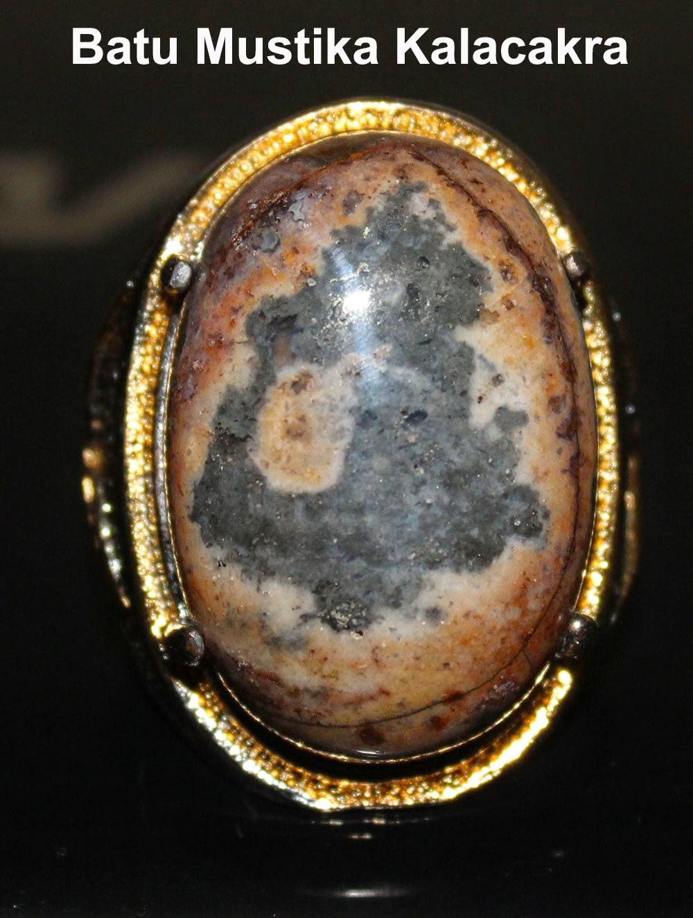 Batu Mustika Kalacakra